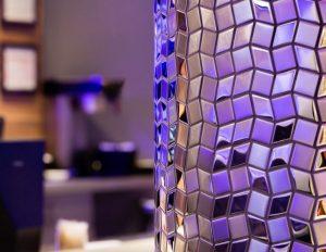 Projet de design intérieur d'un bar effectué fait par Nathalie Rioux designer intérieur au Saguenay-Lac-st-Jean